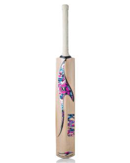 Kamo Blue/Pink XX Cricket Bat