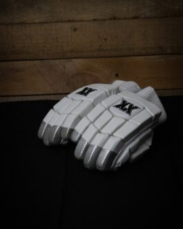 VS Carbon Silver Tipped Gloves Youth